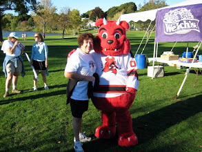 Photo: Irma and the Lowell Devil Dawg