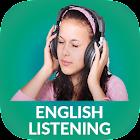 Inglês ouvindo diariamente icon