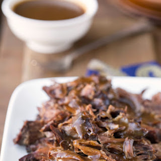 Crockpot Balsamic Beef Recipe