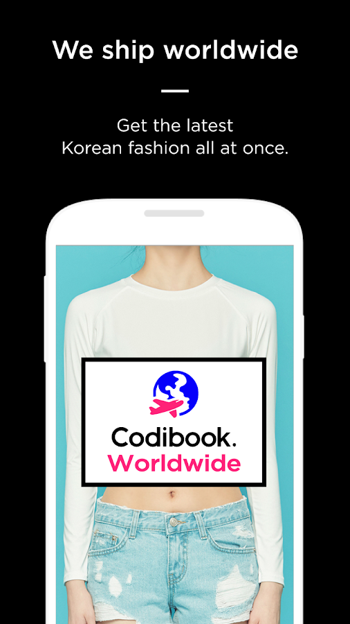 Codibook- screenshot