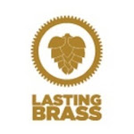 Logo of Lasting Brass Weisse Words Cherry Lime