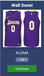 Guess The BASKETBALL Jersey