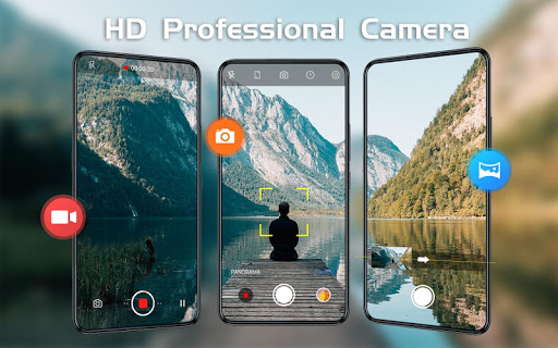 HD Camera - Beauty Cam with Filters & Panorama 2.0.0 Paidproapk.com 1