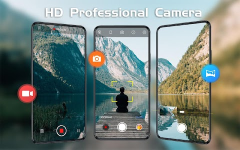 HD Camera - Beauty Cam with Filters & Panorama 1.6.0