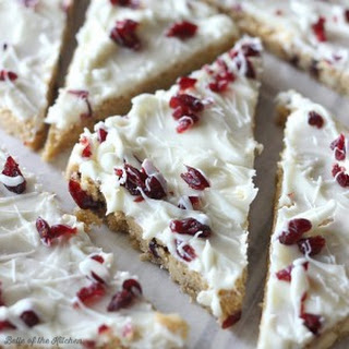 Cranberry Bliss Bars {Starbucks Copy Cat Recipe}