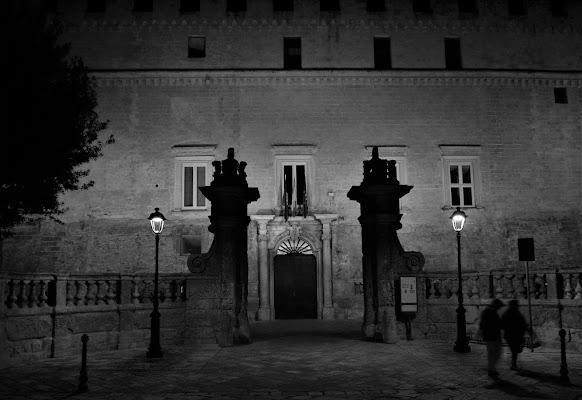 Davanti al castello... di gocciazzurra