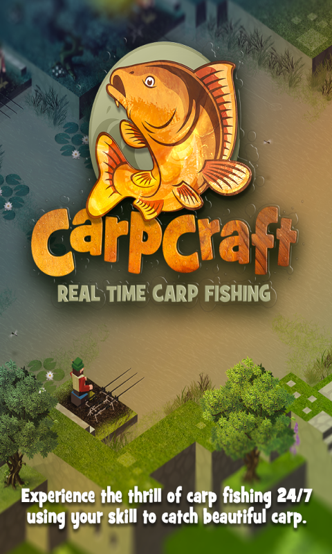 Carpcraft carp fishing android apps on google play for Carp fishing games