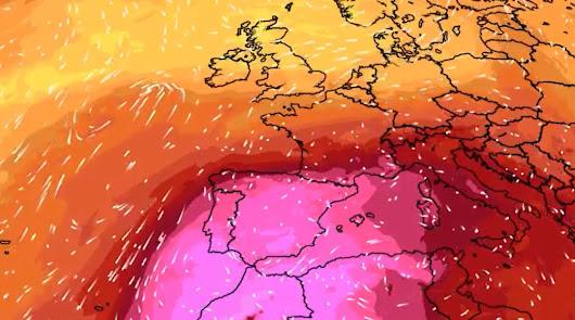 Ahora sí: llega la primera gran ola de calor de este verano