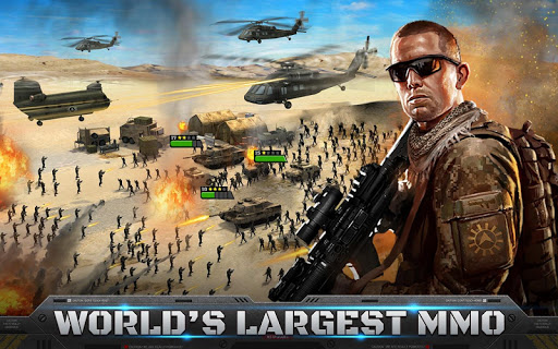 Mobile Strike screenshot 5