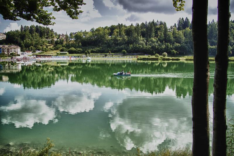 Riflessi sul lago di Alessandro Zaniboni Ph