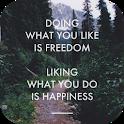 Quote Wallpaper icon