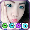 Beautiful Color Contact Lens icon