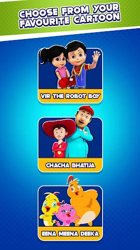 Vir the Robot Boy & Eena Meena Deeka Fan Game apktram screenshots 2