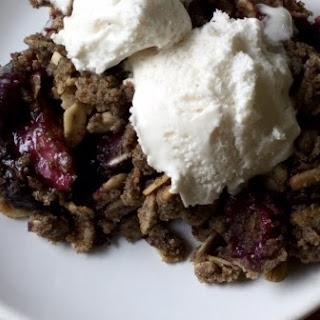 Mixed Berry Buckwheat Crisp