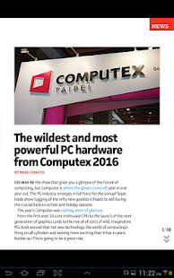PCWorld Digital Magazine (US)- screenshot thumbnail