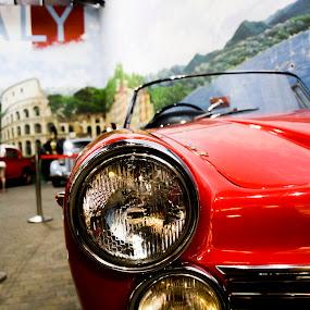 OLD CAR by Frans Priyo - Transportation Automobiles ( car, automobile, transportation, antique )