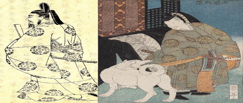 Fujuwara no Mishinaga el hombre capas de entronar o derrocar Emperadores a voluntad