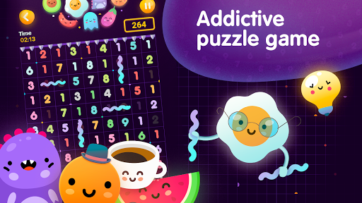 Numberzilla - Number Puzzle | Board Game 2.4.0.0 screenshots 12