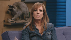 Allison Janney Wears a Chambray Western Shirt and Suede Fringe Boots thumbnail