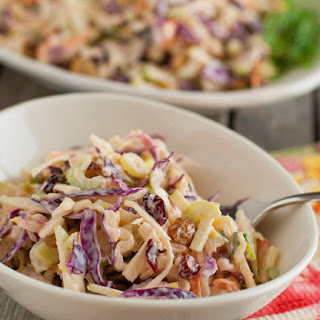 Fennel and Apple Slaw