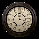 Roman Numeral Clock Widget icon