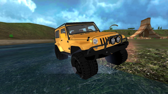 4x4 Offroad Simulator 3D- screenshot thumbnail