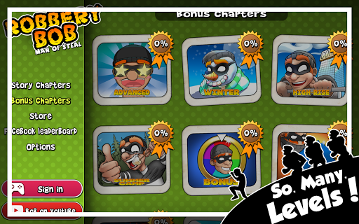 Robbery Bob screenshot 12