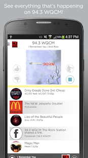 94.3 WQCM- screenshot thumbnail