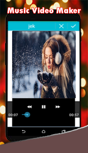 Photo Video Maker with Music 3.5 screenshots 1