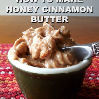 CINNAMON BUTTER – HONEY.
