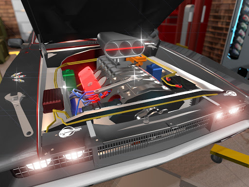 Fix My Car: Classic Muscle Car Restoration! LITE  screenshots 19
