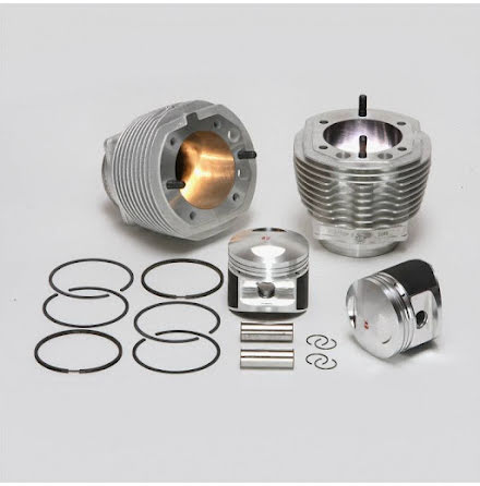 Extra Replacement Kit 1000cc Plug & Play for BMW R2V models from 9/1980 on