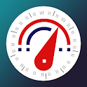 Internet Speed Test - WiFi, 4G Speed Test icon