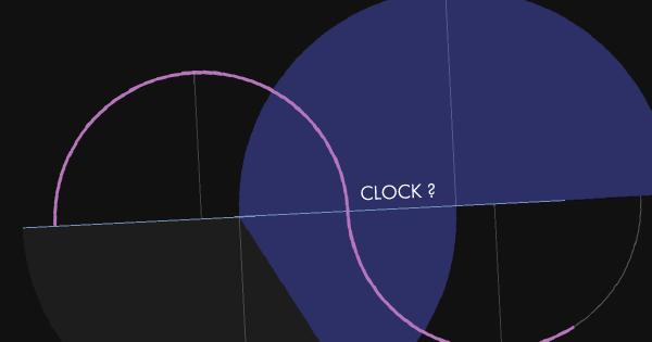 時間を計測する装置について考えてみる