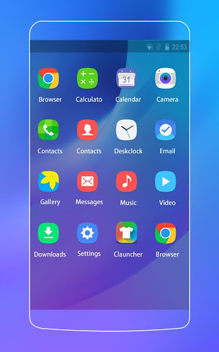 Theme for Galaxy J3 (2016) HD 1.0.1 screenshots 2