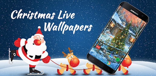 Christmas live wallpaper – Apps bei Google Play