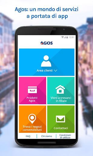 Agos App screenshot 1
