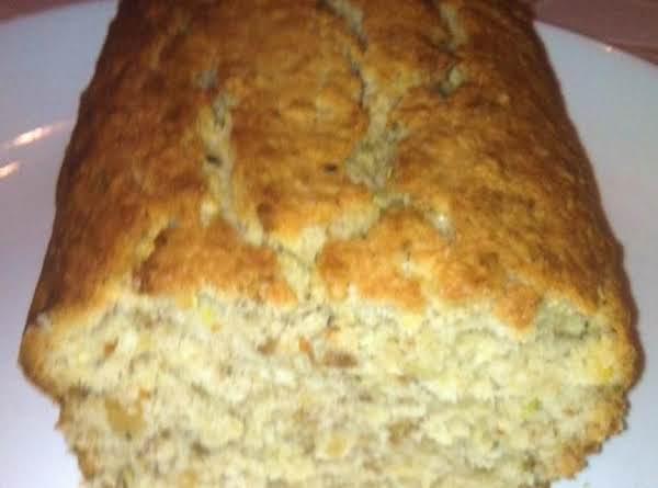 Aunt Louise's Zucchini Nut Bread Recipe