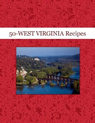 50-WEST  VIRGINIA Recipes