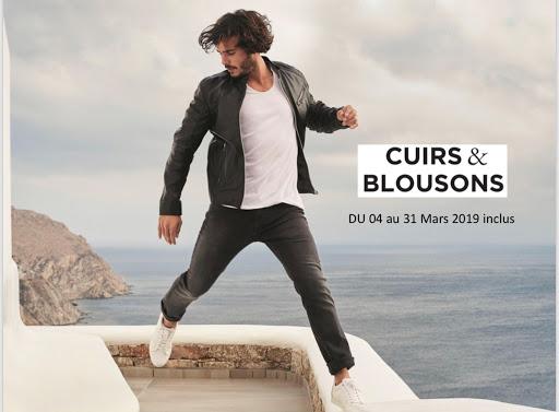 Cuirs & Blousons Ollygan