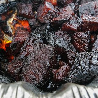 Best-ever BBQ Brisket Burnt Ends.