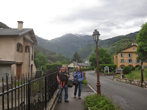 Photo: La Brigue is in the French Maritime Alps, elevation about 2500 ft.