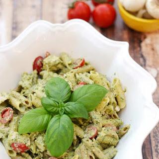 Lightened Up Pesto Recipe