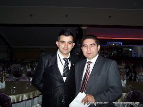 Photo: Gökcan AVŞARLI ve Erkan ÖZÇELİK