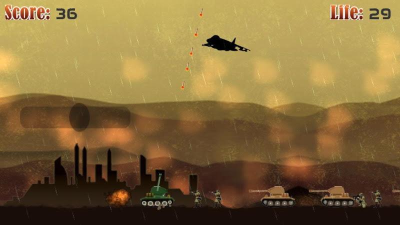 Скриншот Tank War: Guerra de tanque