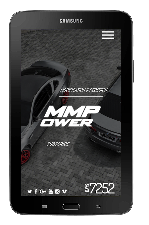 MMPower- screenshot