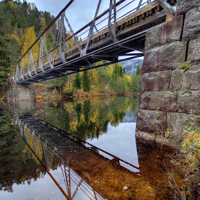 Old bridge by Roger Gulle Gullesen - Buildings & Architecture Bridges & Suspended Structures