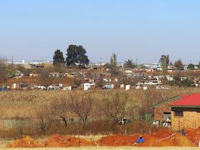 Photo: Soweto housing