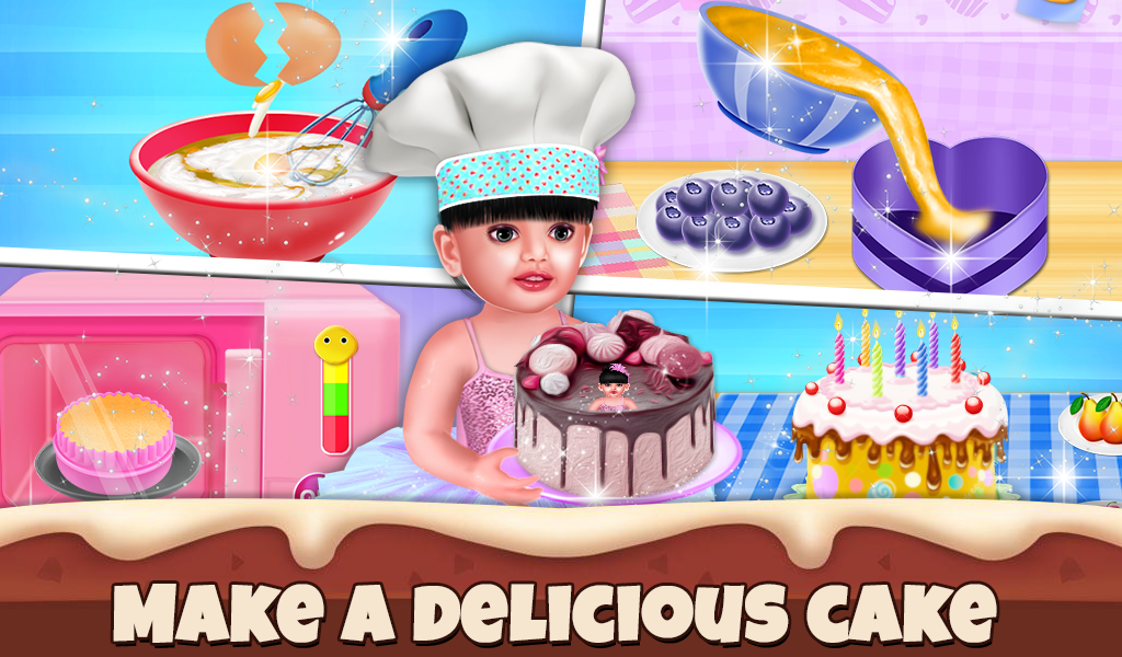 Prime Aadhya Birthday Cake Maker Cooking Game Android Prilozheniya Funny Birthday Cards Online Eattedamsfinfo