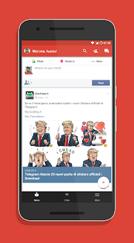 Phoenix - Facebook and Messenger